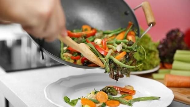 Вегетарианцы реже страдают от стресса