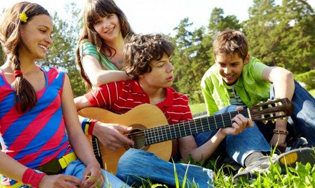 Дети из зеленых районов реже страдают от депрессий