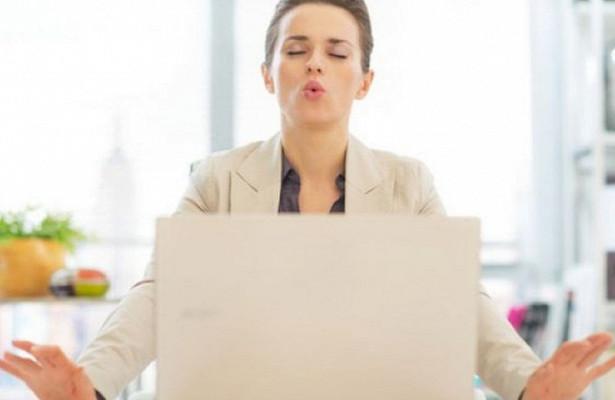 Мысли о работе влияют на здоровье