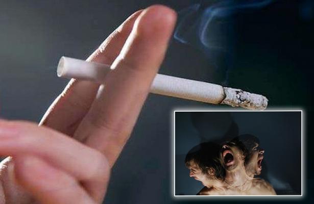 Курильщики чаще сходят с ума и страдают психическими расстройствами
