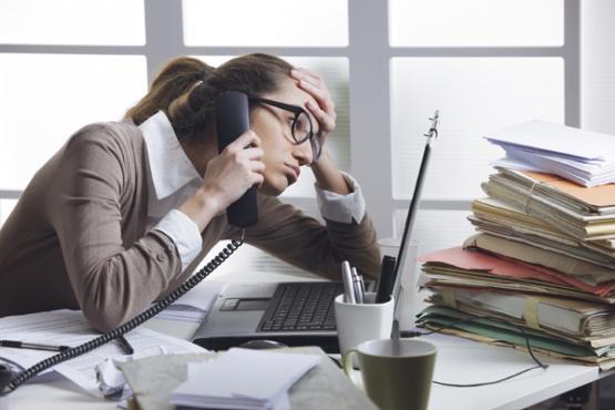 За участившиеся стрессы хотят спросить с работодателей