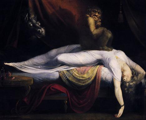 Почему меня мучают ночные кошмары
