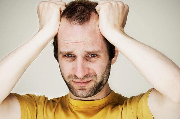 Доказано, что стресс у мужчин приводит к жутким последствиям