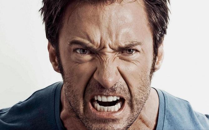 Как победить приступы гнева