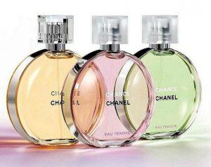 Всё о туалетной воде Chanel Chance Eau Tendre