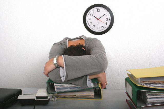 Нелюбимая работа опаснее для психики, чем безработица