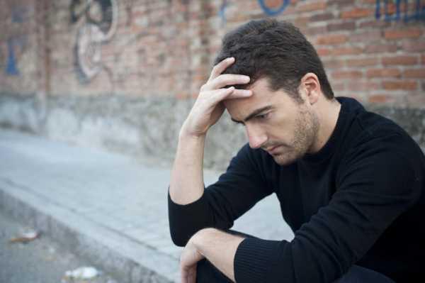 Депрессия стала уделом сильного пола