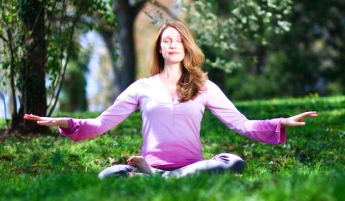 Йога и медитация улучшают здоровье и уменьшают стресс