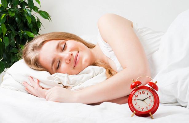 Сладкий сон присущ спокойным людям