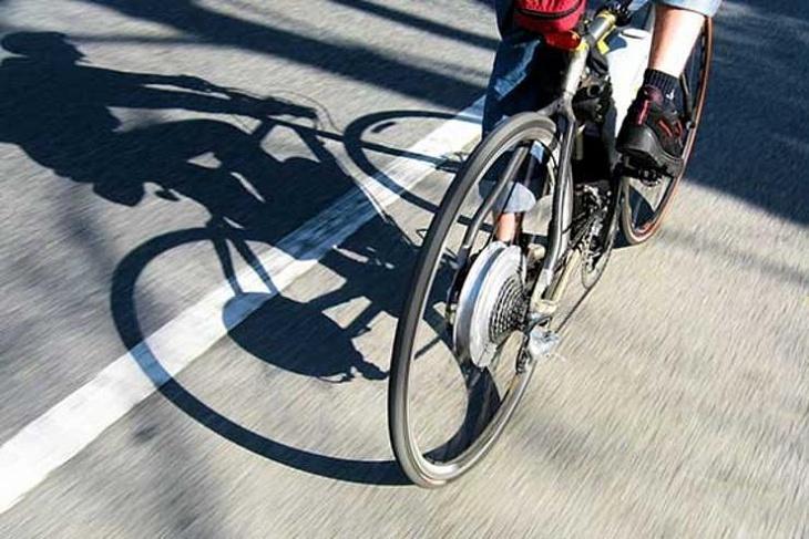 Утренняя поездка на велосипеде в офис – отличное средство для борьбы со стрессом