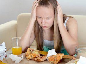Почему не стоит «заедать» стресс