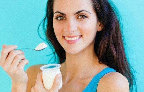 Ванильный йогурт делает человека счастливым