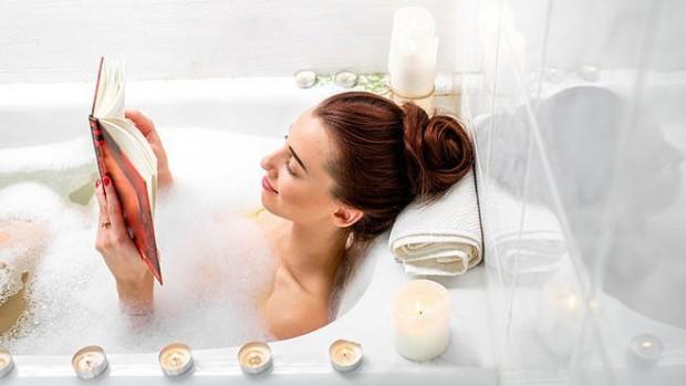 Горячие ванны помогают бороться с депрессией