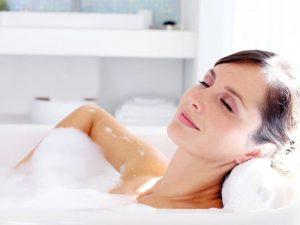 Людям с депрессией необходимы горячие ванны