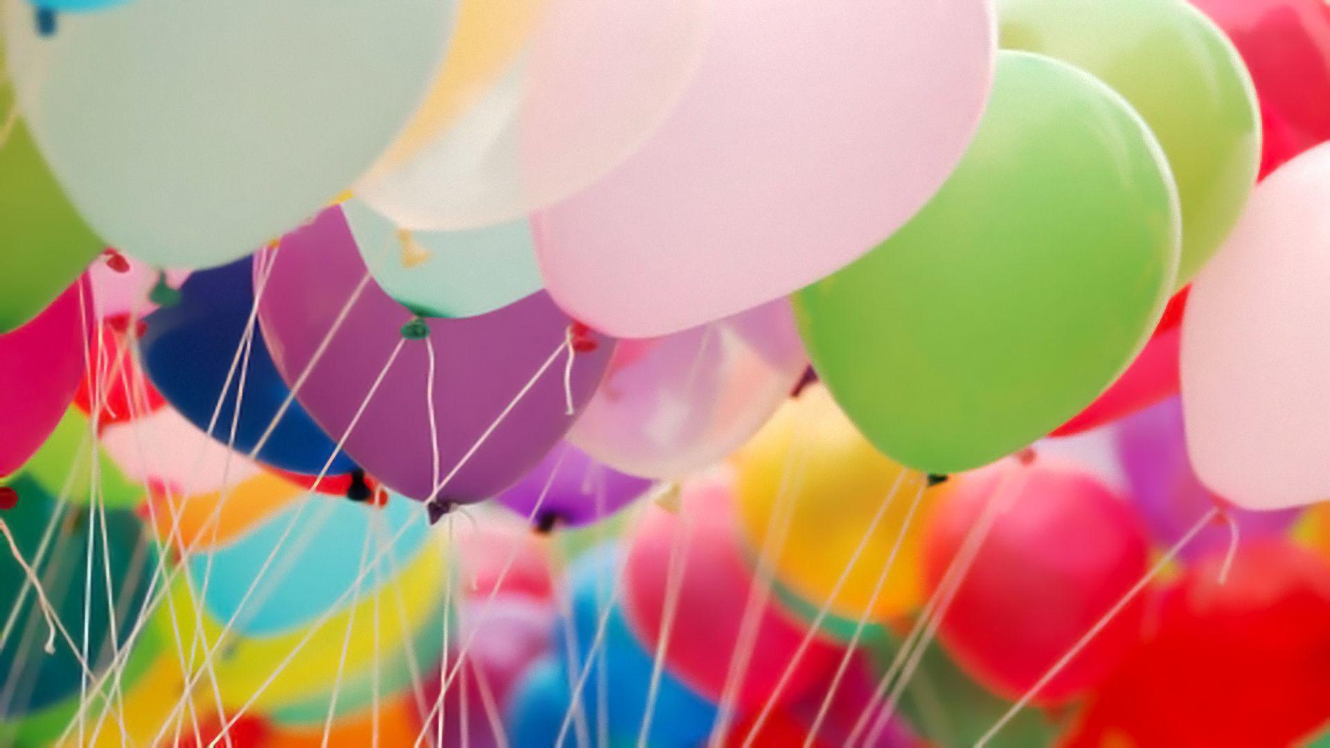 Воздушные шары на любое торжество