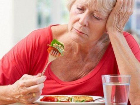 Невкусная еда вредна для психики