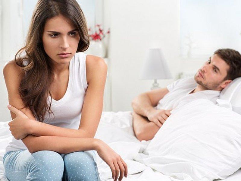 Стресс лишает интереса к сексу чаще всего