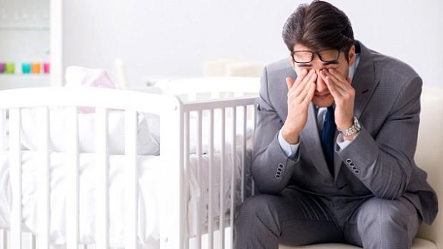 Послеродовая депрессия встречается у мужчин не реже, чем у женщин