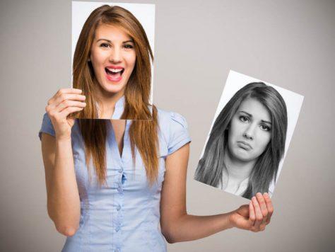 Частые перепады настроения могут свидетельствовать о шизофрении