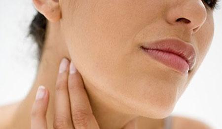 Здоровье. Опухшие лимфатические шейные узлы