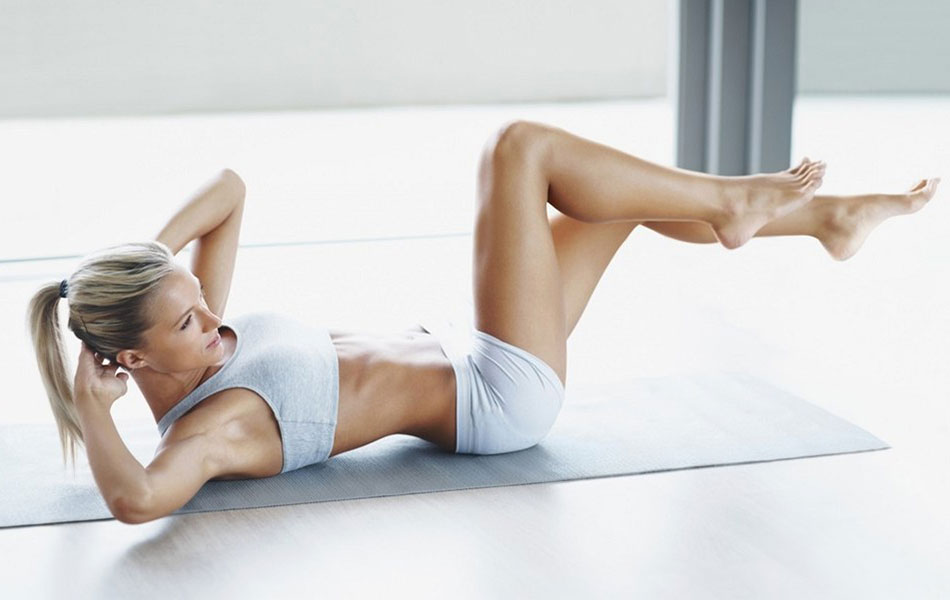 Лучшие упражнения для похудения в домашних условиях