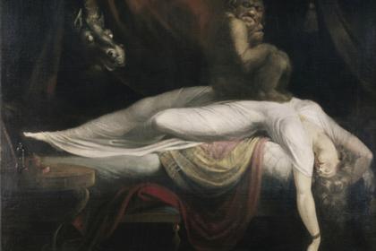 Найдена причина опасных ночных кошмаров