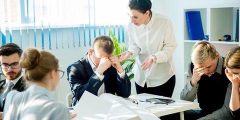Психологи рассказали о вреде конфликтов на работе