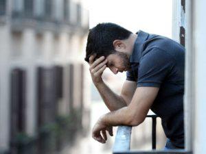 Людям с депрессией стресс повреждает мозг