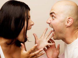 Когда супруги перестают ругаться?