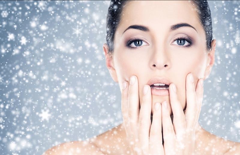 Как ухаживать зимой за кожей лица?