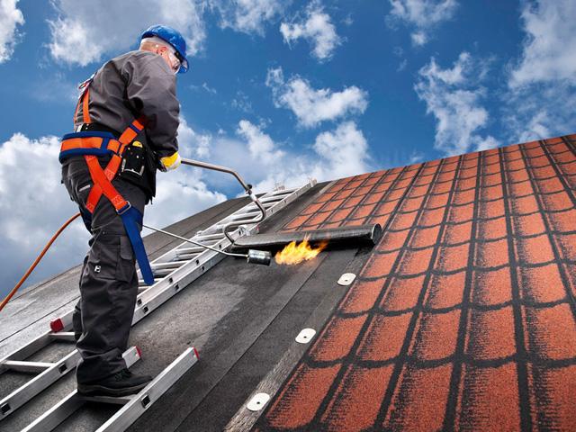 Как покрыть крышу рубероидом своими руками