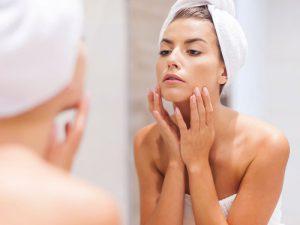 Стресс может привести к проблемам с кожей
