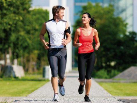 Умеренная физическая активность улучшает психическое состояние