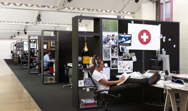 Медики определили самый оптимальный вариант рабочего пространства