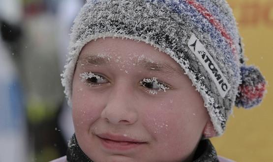 Зимняя депрессия зависит от цвета глаз
