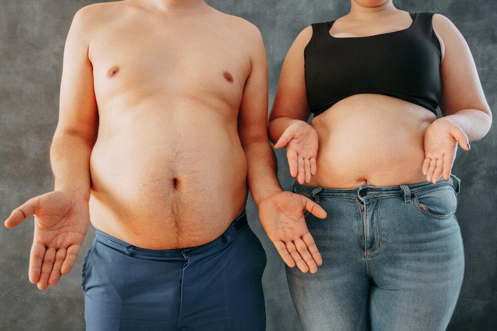 Стресс, наслаждение, тестостерон или почему мужчины быстрее теряют жир