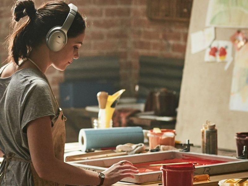 Музыка ухудшает творческие способности