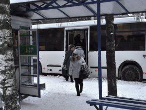 Поездки в общественном транспорте помогают от ожирения