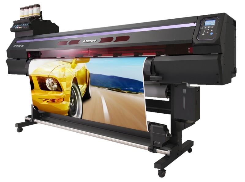 Широкоформатная печать: реклама на улице и в помещениях
