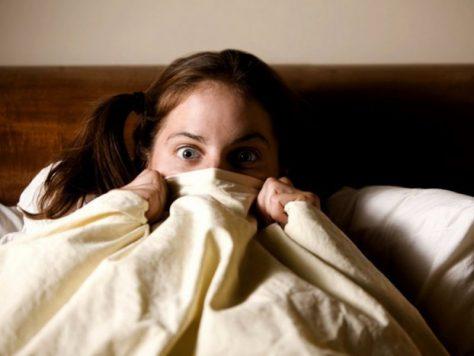 Левая половина мозга отвечает за ночные кошмары