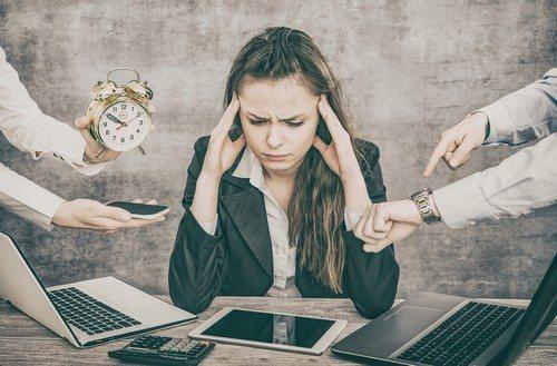 10 ежедневных привычек, порождающих стресс