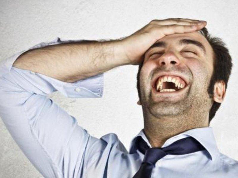 30 минут смеха в день способствуют продлению жизни