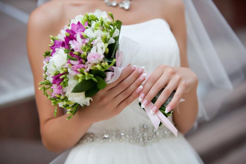Как выбирать свадебные цветы
