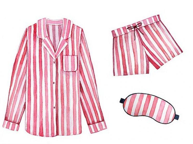Умная пижама поможет бороться с ночными кошмарами