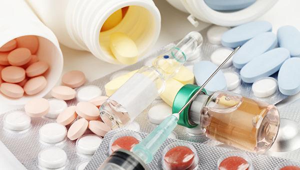 Лекарственные наркомании