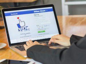 По странице в Facebook можно оценить здоровье человека