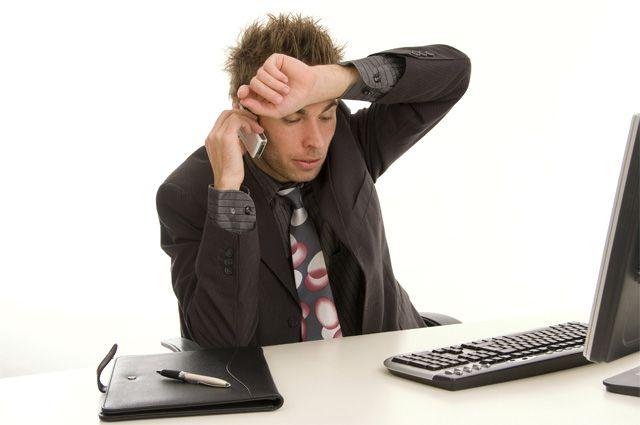 Как снять стресс и нервное напряжение
