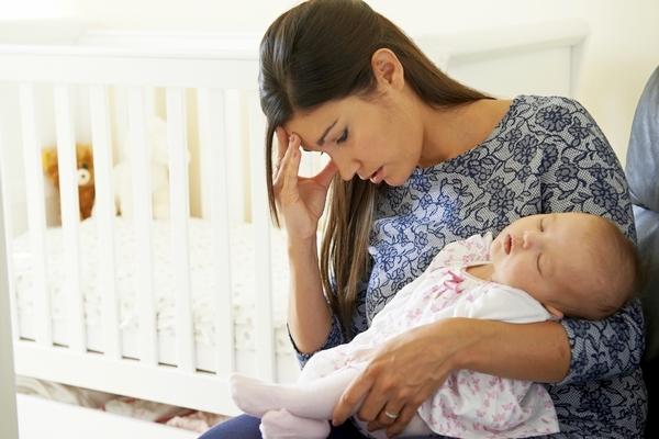 Депрессия после родов: как ее распознать