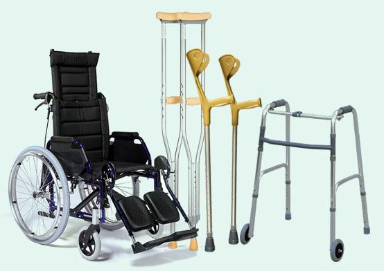 Средства реабилитации и помощи инвалидам