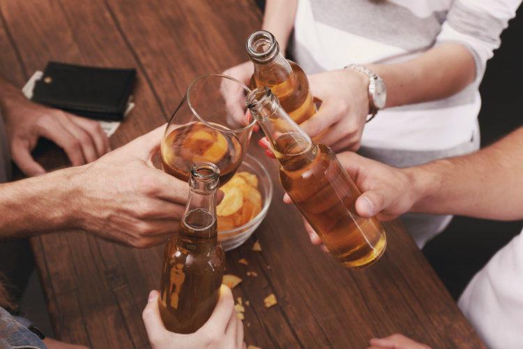 Алкоголизм — психологические последствия